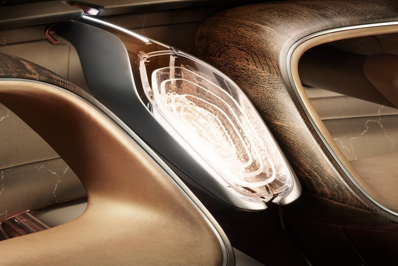 Images : 14番目の画像 - Bentley EXP 100 GT - Webモーターマガジン
