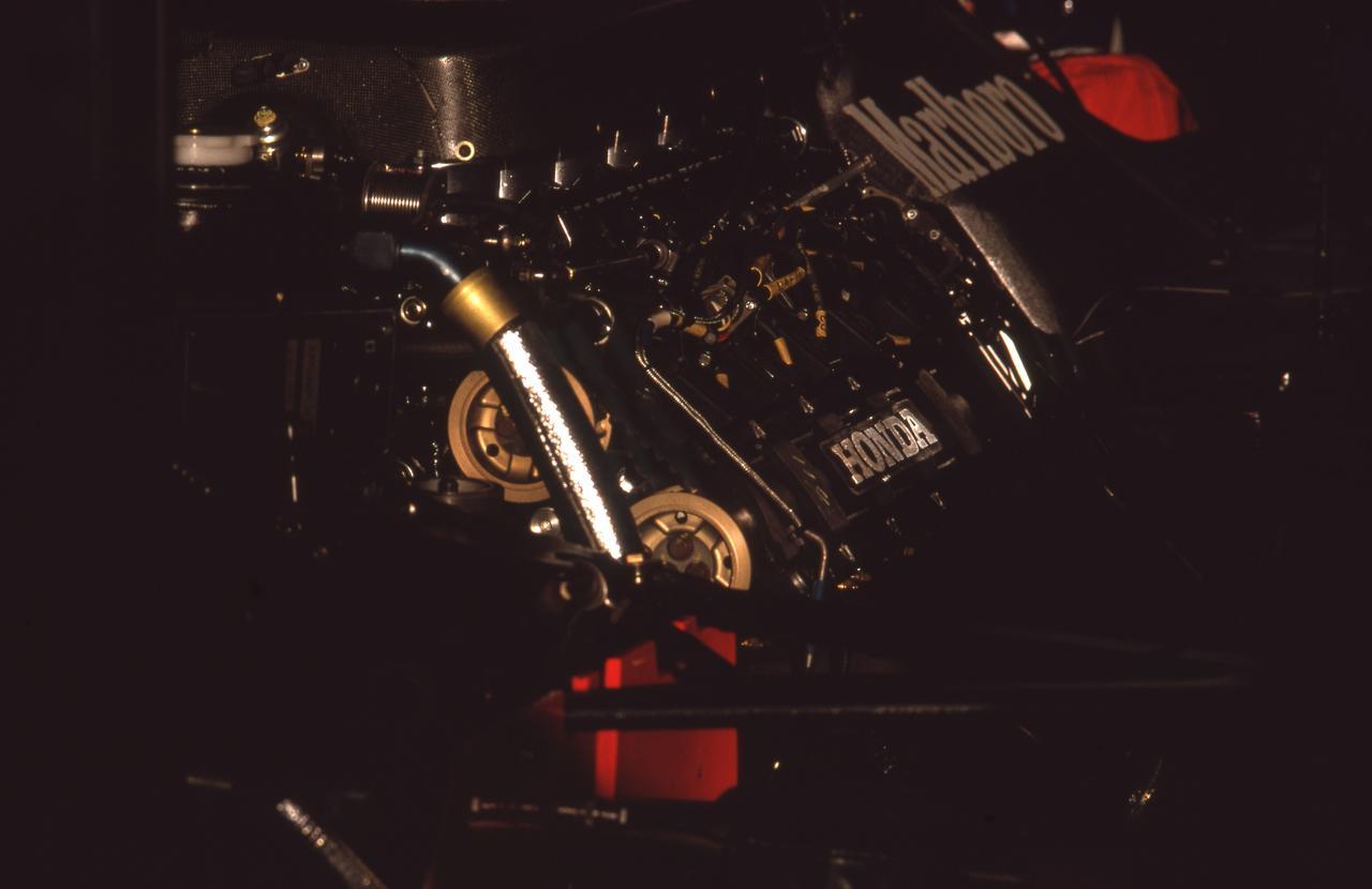 Images : 4番目の画像 - マクラーレン・ホンダ MP4/5(1989) - Webモーターマガジン