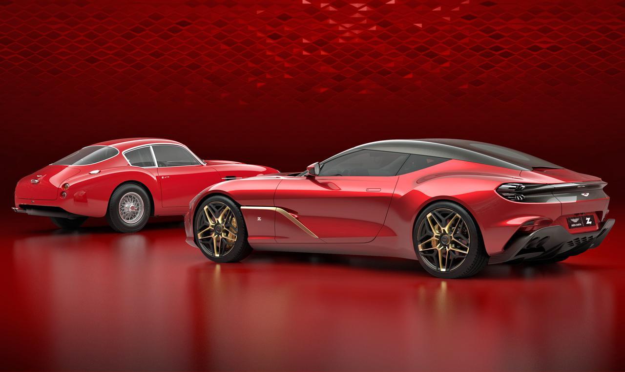 Images : 3番目の画像 - アストンマーティン DBS GT Zagato - Webモーターマガジン