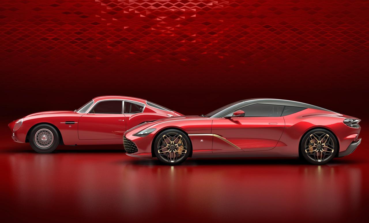 Images : 2番目の画像 - アストンマーティン DBS GT Zagato - Webモーターマガジン
