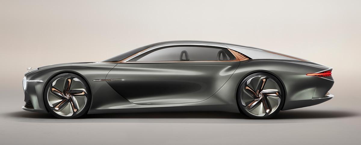 Images : 3番目の画像 - Bentley EXP 100 GT - Webモーターマガジン