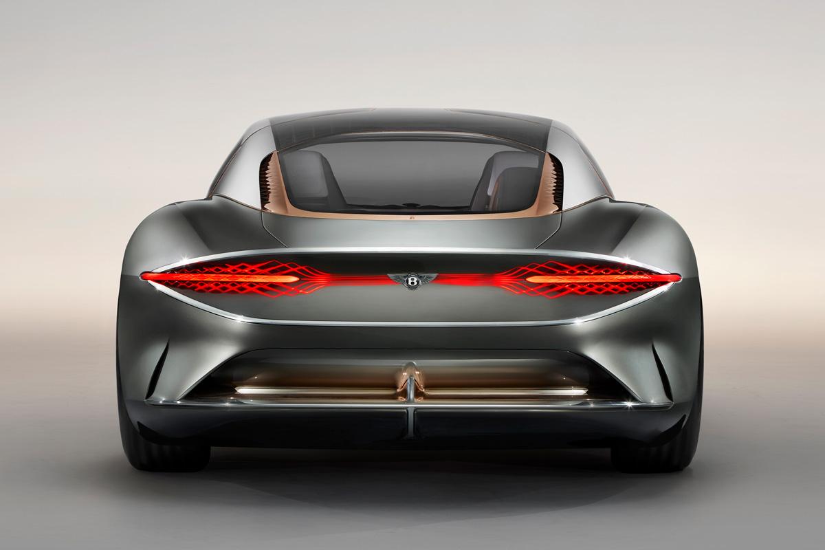 Images : 5番目の画像 - Bentley EXP 100 GT - Webモーターマガジン