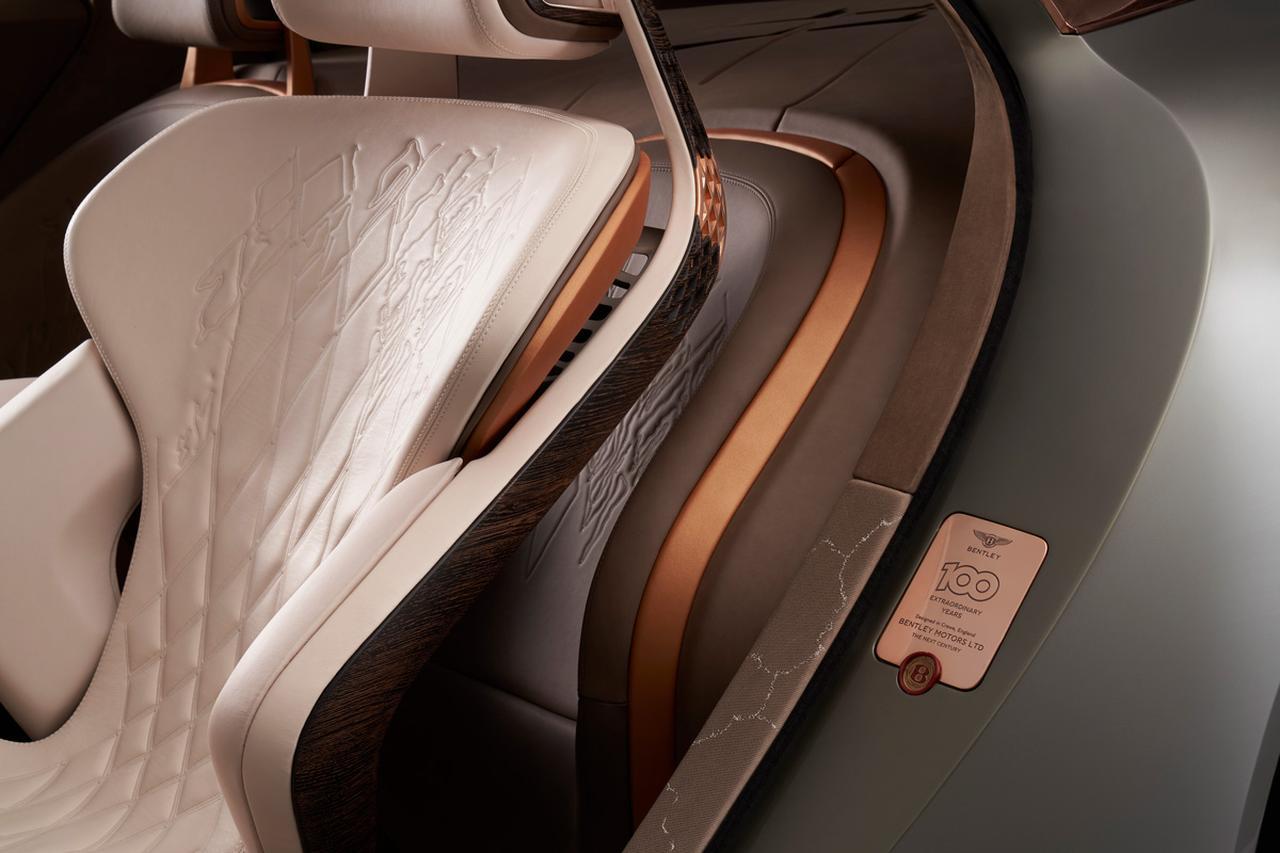 Images : 13番目の画像 - Bentley EXP 100 GT - Webモーターマガジン