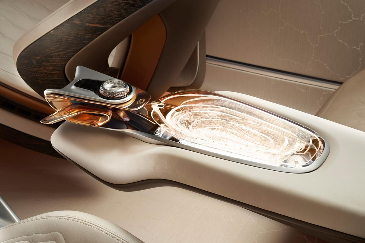 Images : 10番目の画像 - Bentley EXP 100 GT - Webモーターマガジン