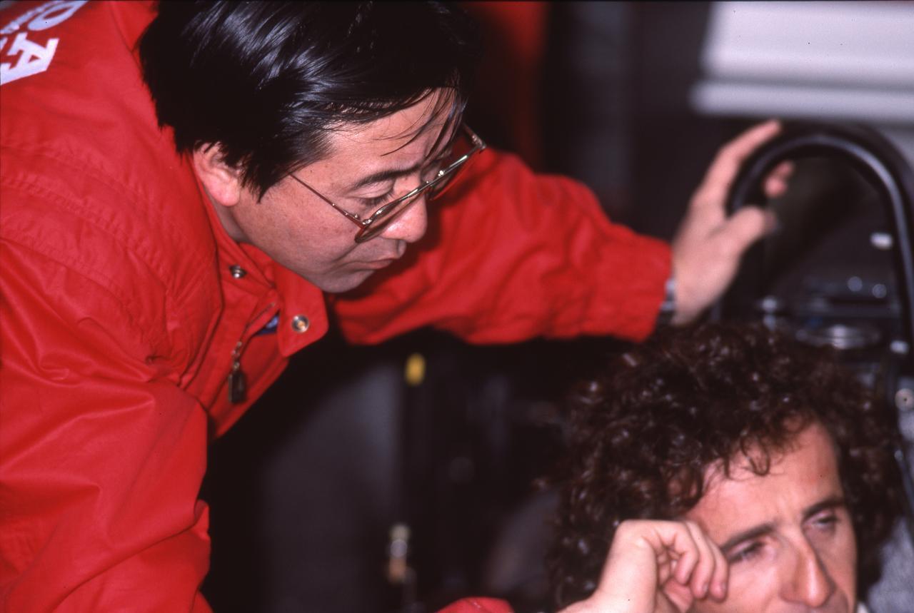 Images : 12番目の画像 - マクラーレン・ホンダ MP4/5(1989) - Webモーターマガジン