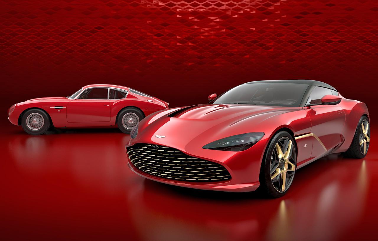 Images : 1番目の画像 - アストンマーティン DBS GT Zagato - Webモーターマガジン