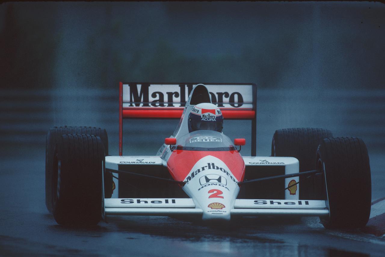 Images : 5番目の画像 - マクラーレン・ホンダ MP4/5(1989) - Webモーターマガジン