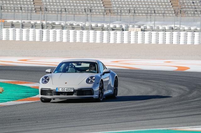 画像: 2019年の初旬に開催された国際試乗会で新型911のパフォーマンスは確認済みだ。