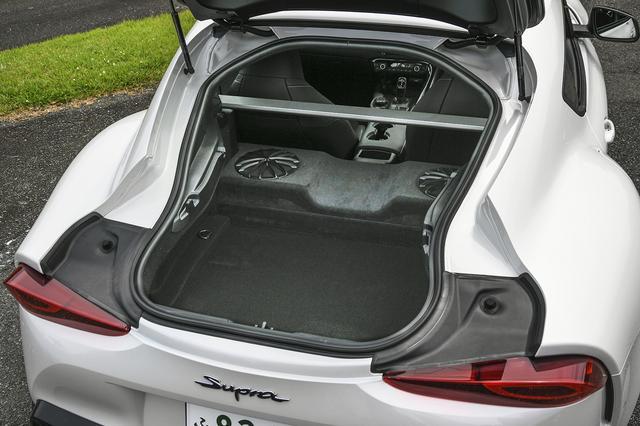 画像3: 【試乗】5代目として17年ぶりに復活した、トヨタ スープラ RZはサーキットに持ち込みたい