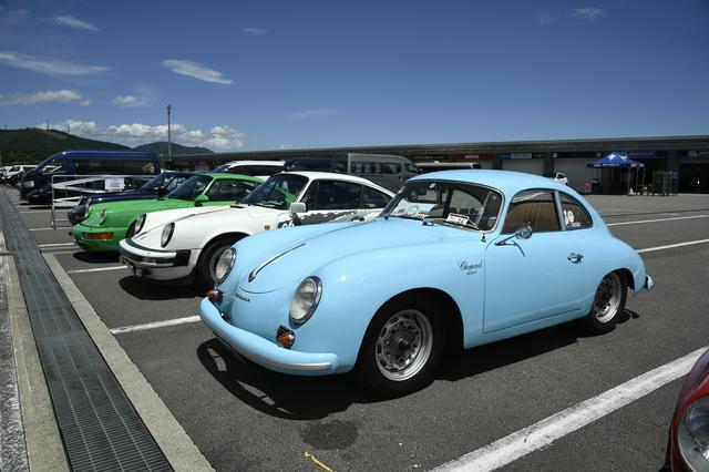 画像2: 「富士スピードウェイがポルシェ一色に染まった2日間」 Porsche Sportscar Together Day 2019. レポート
