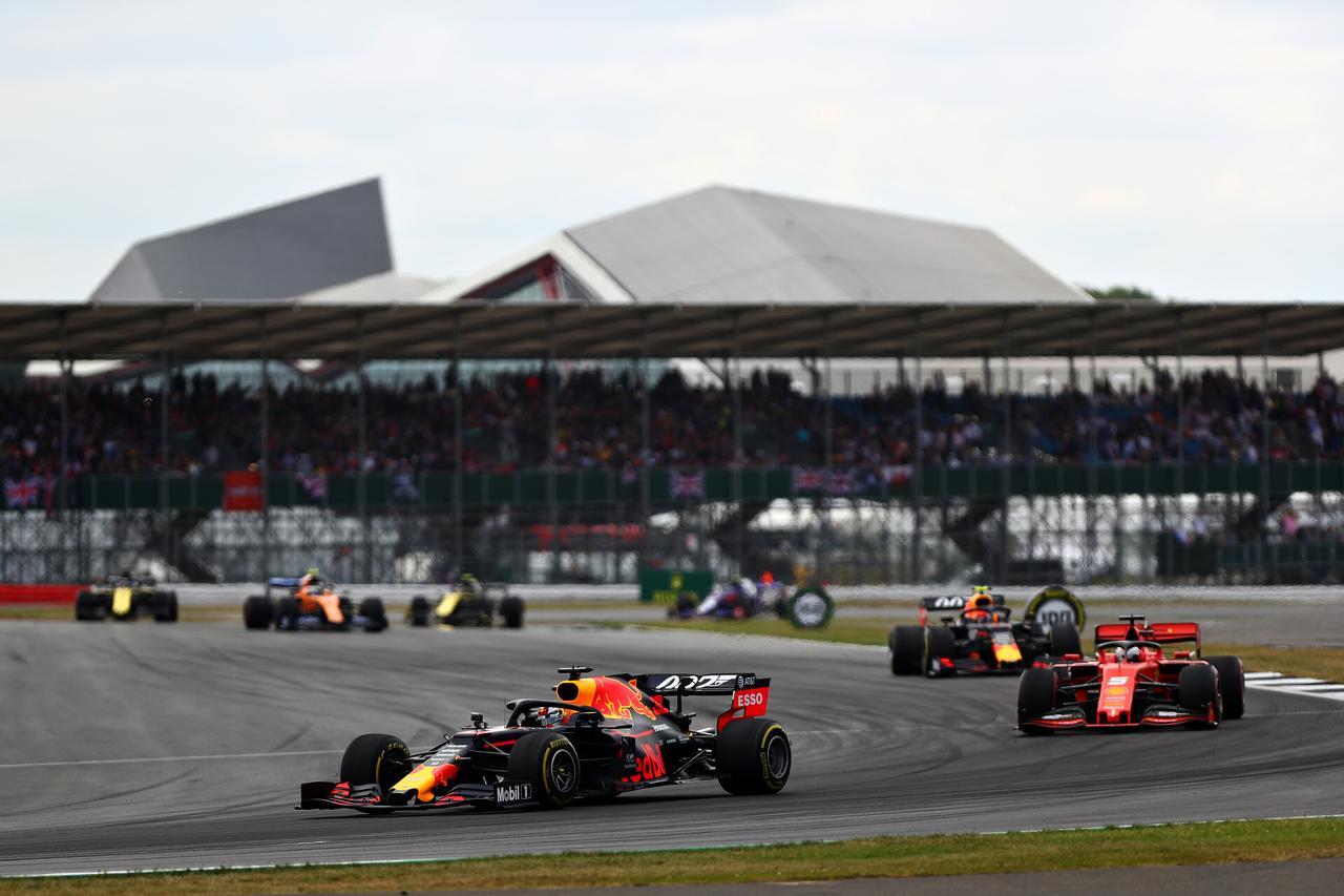 Images : 6番目の画像 - 2019 F1第10戦 イギリスGP - Webモーターマガジン