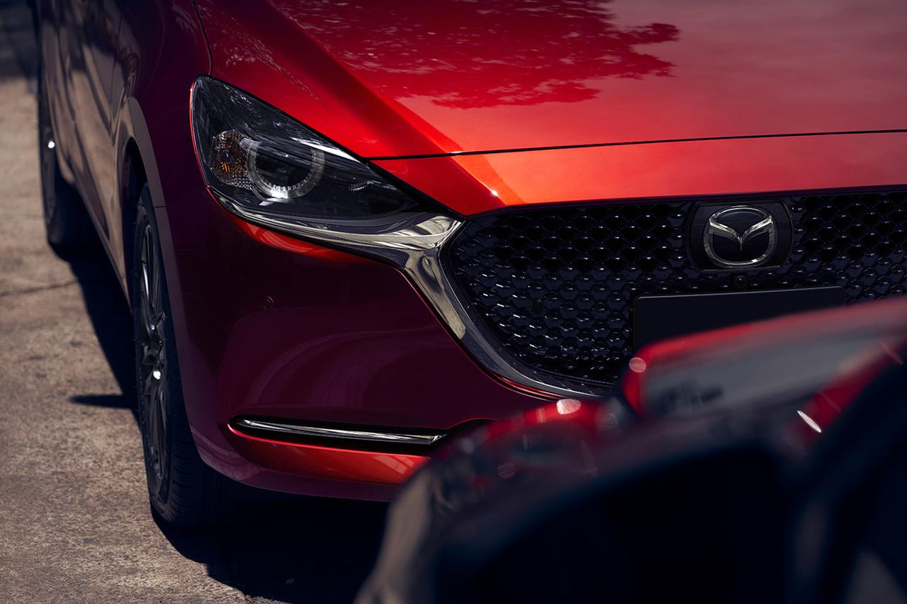 Images : 6番目の画像 - MAZDA2 - LAWRENCE - Motorcycle x Cars + α = Your Life.