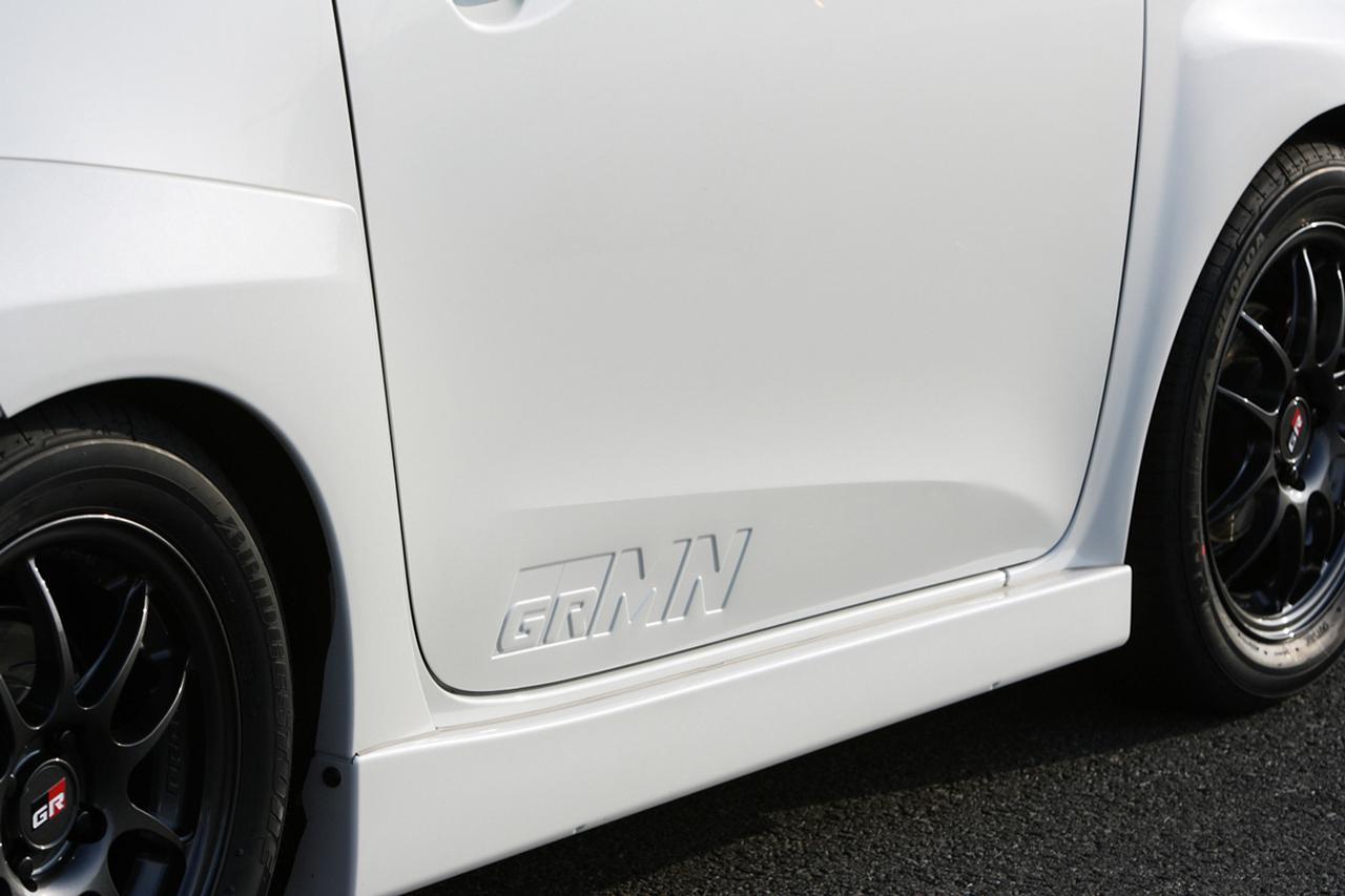 """Images : 7番目の画像 - iQ """"GRMNSupercharger"""" - Webモーターマガジン"""