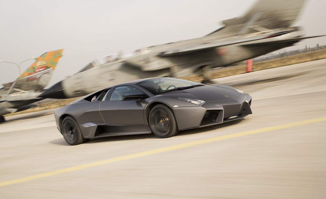 Images : 6番目の画像 - ランボルギーニ レヴェントン  Lamborghini Reventón (2007) - Webモーターマガジン