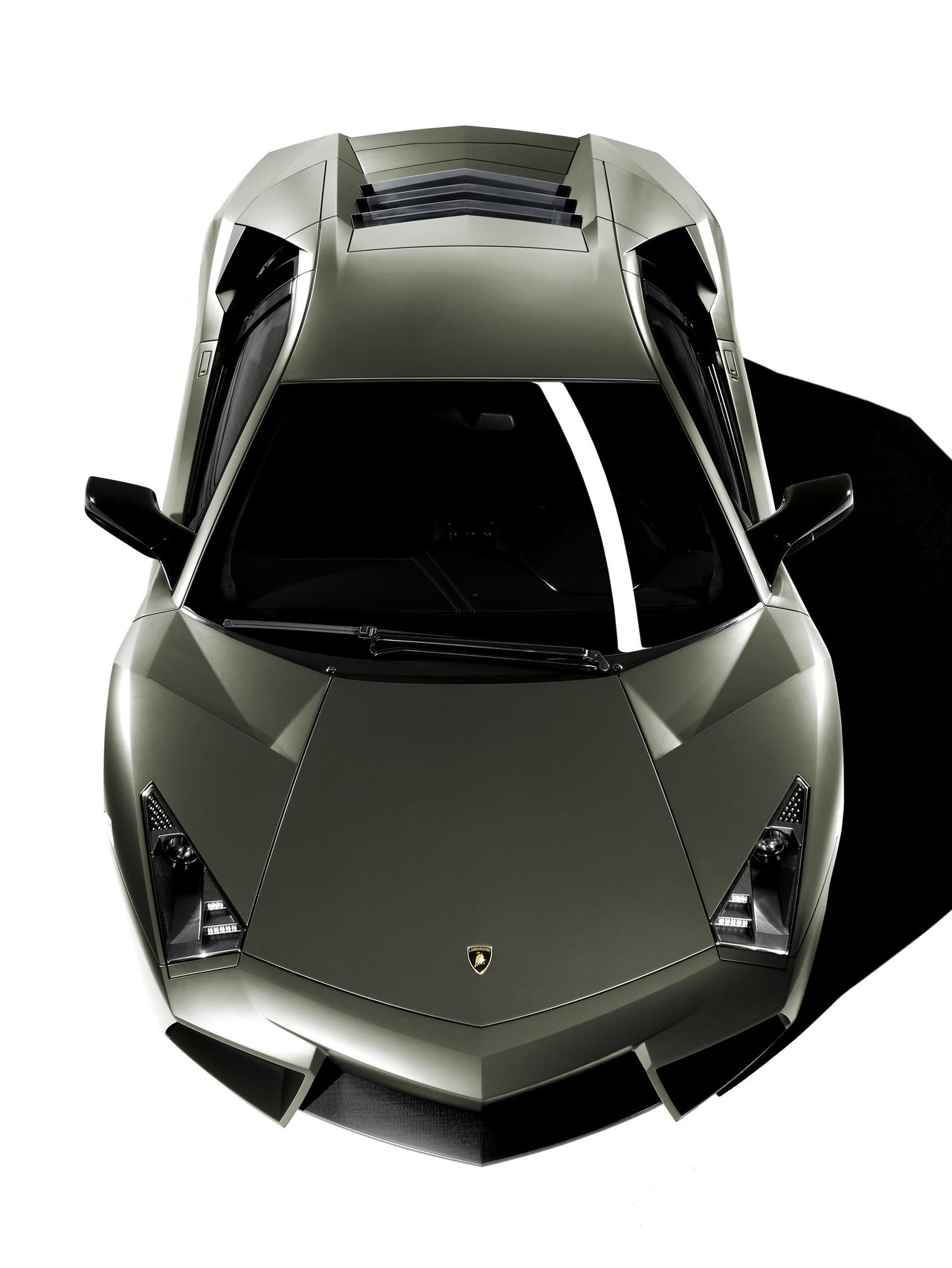 Images : 10番目の画像 - ランボルギーニ レヴェントン  Lamborghini Reventón (2007) - Webモーターマガジン