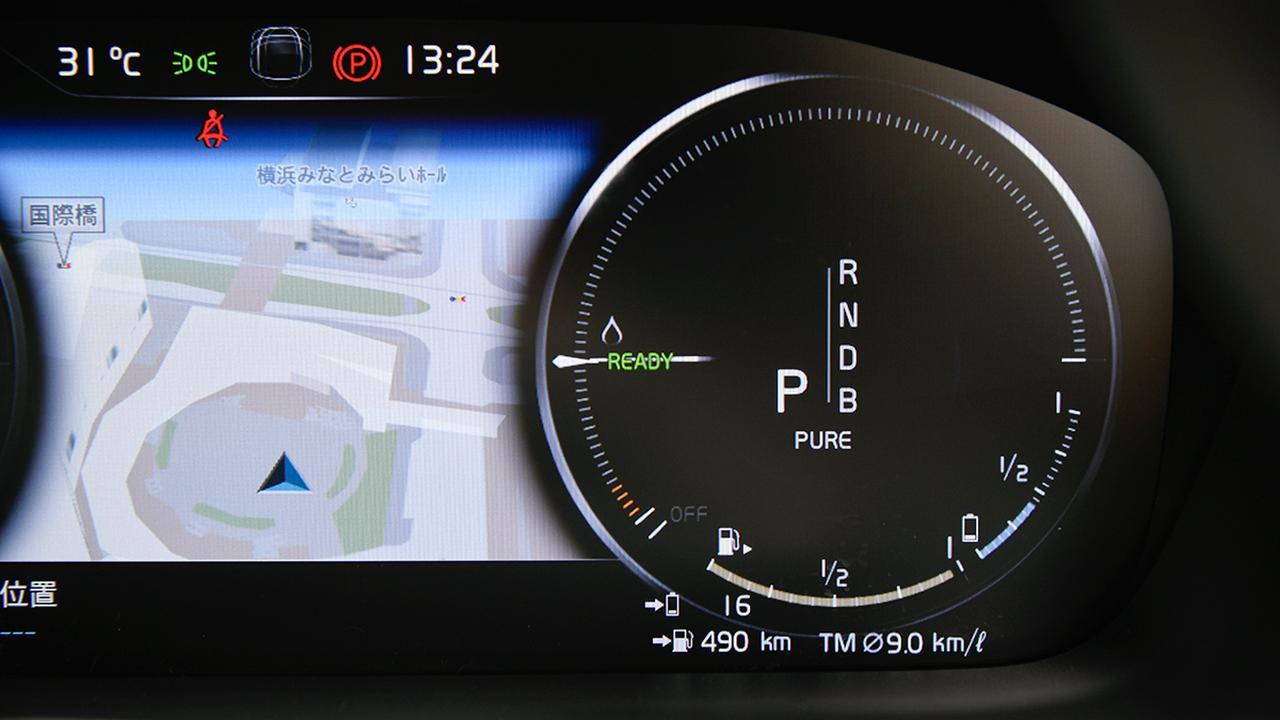 Images : 7番目の画像 - ボルボV60 T6ツインエンジンAWDインスクリプション - Webモーターマガジン
