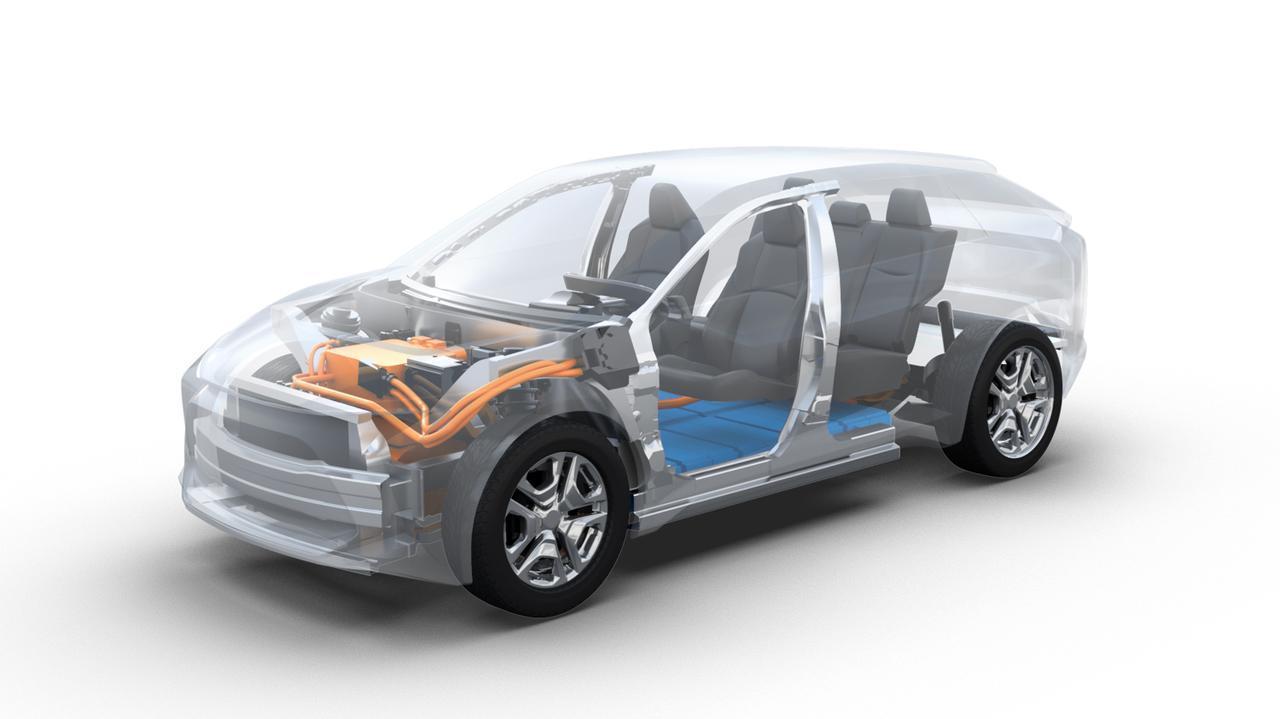 Images : 3番目の画像 - トヨタとBYDがEVを共同開発 - Webモーターマガジン