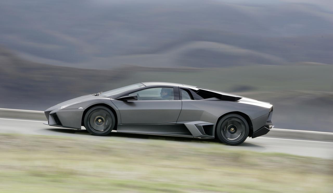 Images : 1番目の画像 - ランボルギーニ レヴェントン  Lamborghini Reventón (2007) - Webモーターマガジン