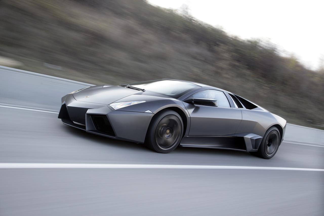Images : 5番目の画像 - ランボルギーニ レヴェントン  Lamborghini Reventón (2007) - Webモーターマガジン