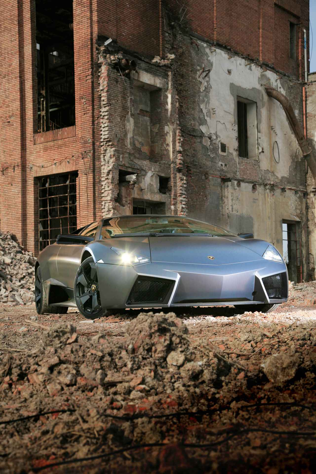 Images : 7番目の画像 - ランボルギーニ レヴェントン  Lamborghini Reventón (2007) - Webモーターマガジン