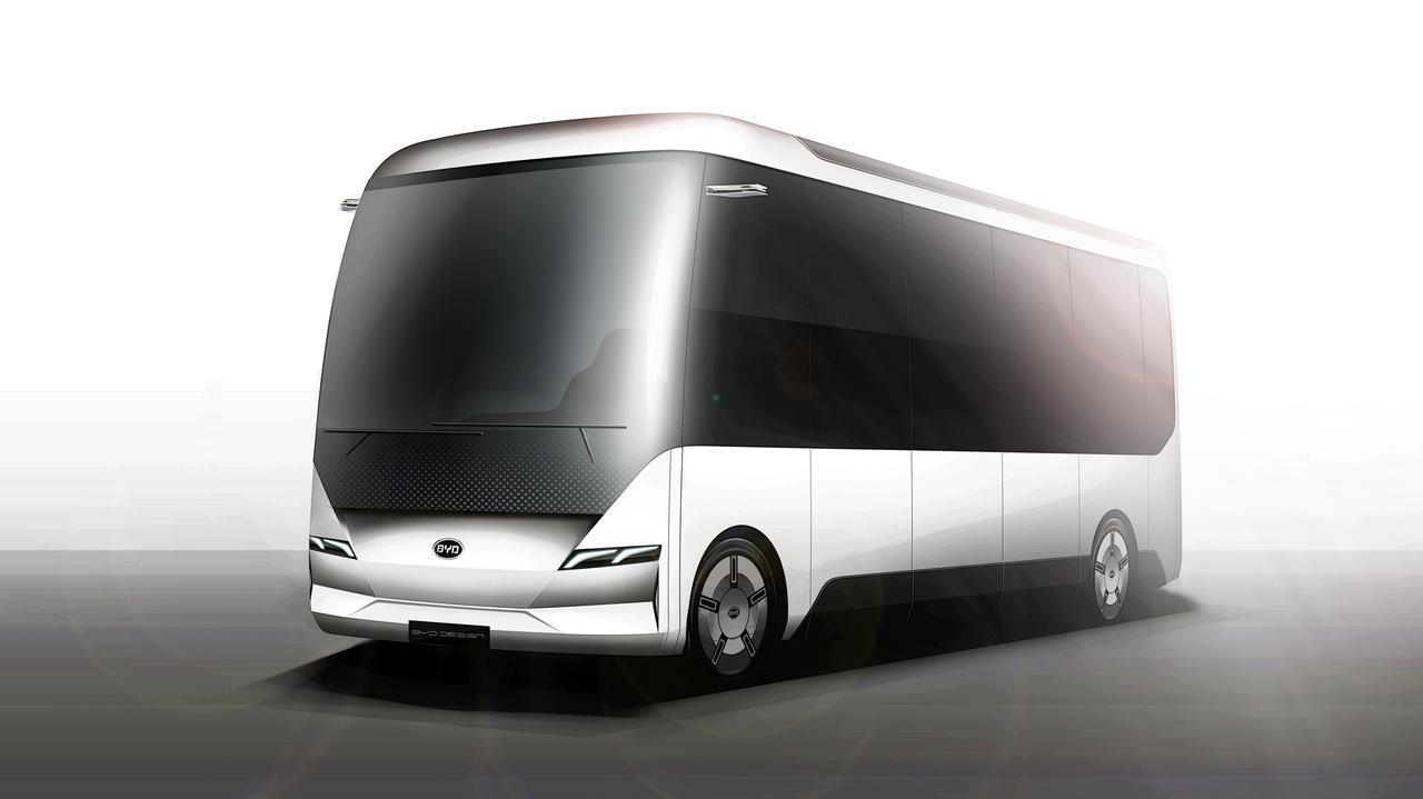 Images : 2番目の画像 - トヨタとBYDがEVを共同開発 - Webモーターマガジン