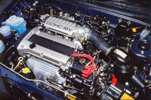 画像: 新開発の4XE1エンジンは1.6L直4 DOHC16バルブで、135psを発生する高回転型。