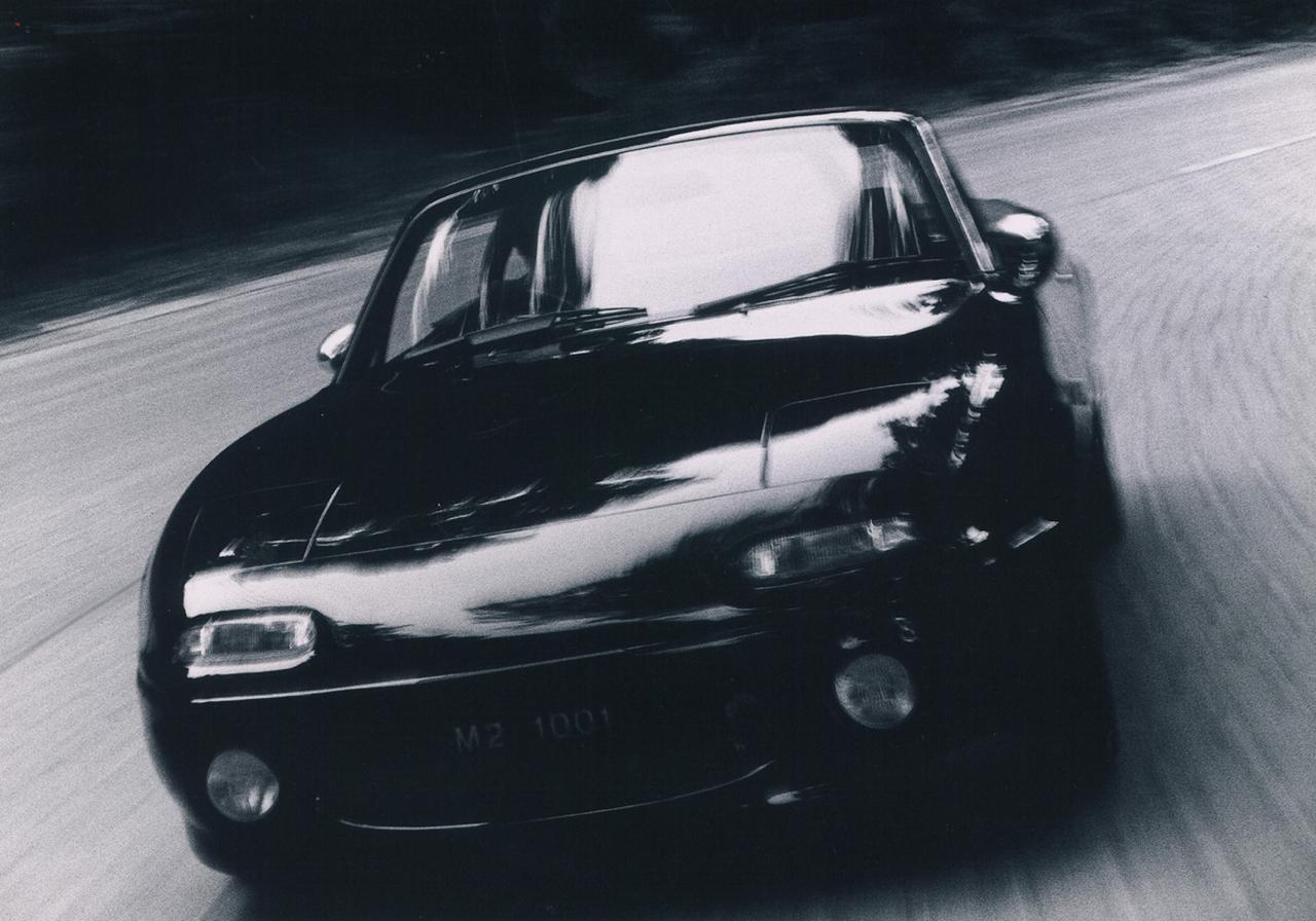 Images : 1番目の画像 - M2 1001 - Webモーターマガジン