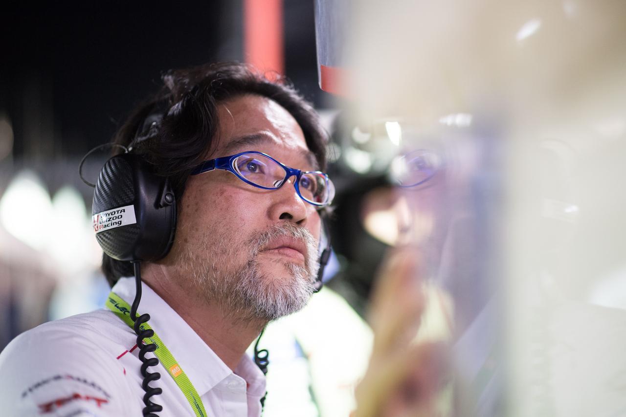 画像: 村田久武 TOYOTA GAZOO Racing WECチーム代表