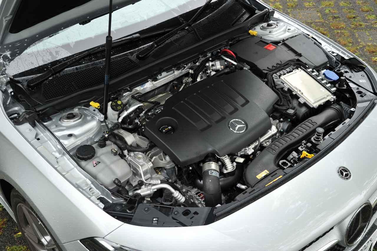 Images : 1番目の画像 - 「OM654型」エンジンとメルセデス・ベンツA200d - Webモーターマガジン
