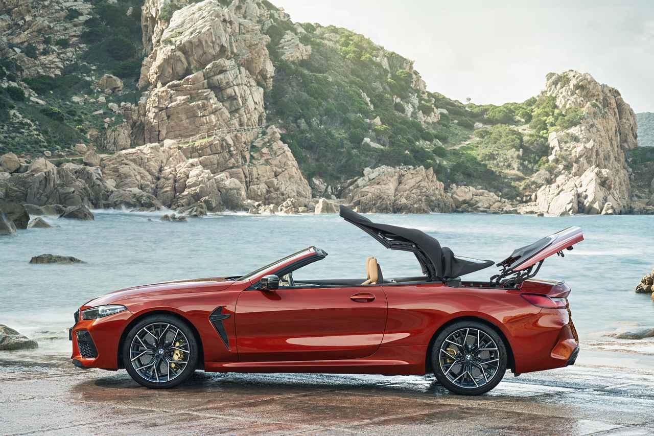 Images : 8番目の画像 - BMW M8 カブリオレ コンペティション - Webモーターマガジン