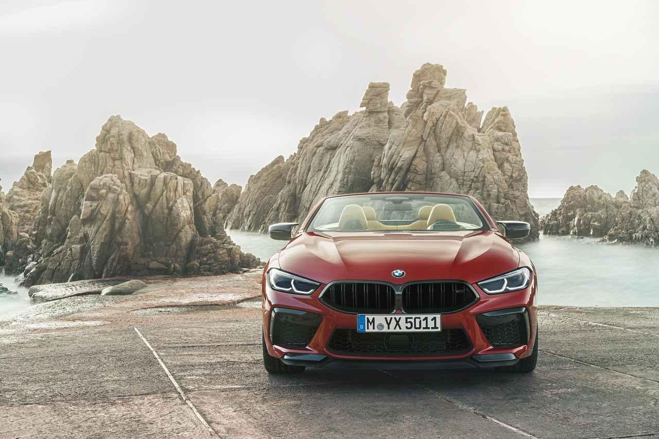 Images : 12番目の画像 - BMW M8 カブリオレ コンペティション - Webモーターマガジン