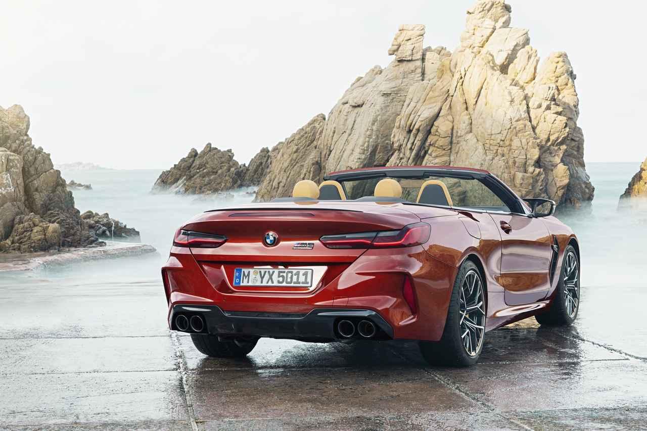 Images : 14番目の画像 - BMW M8 カブリオレ コンペティション - Webモーターマガジン