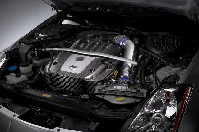 画像: 当時の自主規制枠を超える300psを発生するS1仕様エンジンを搭載。