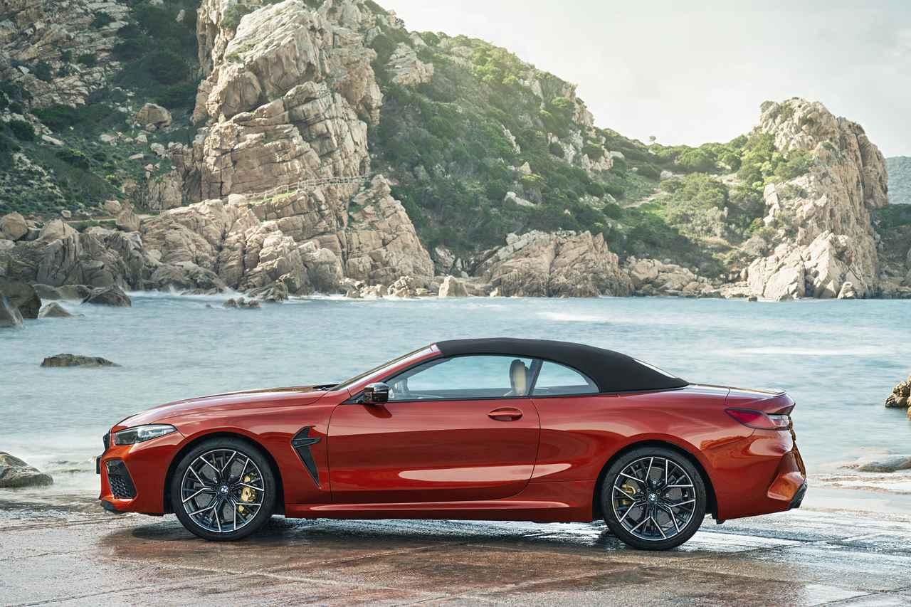 Images : 10番目の画像 - BMW M8 カブリオレ コンペティション - Webモーターマガジン