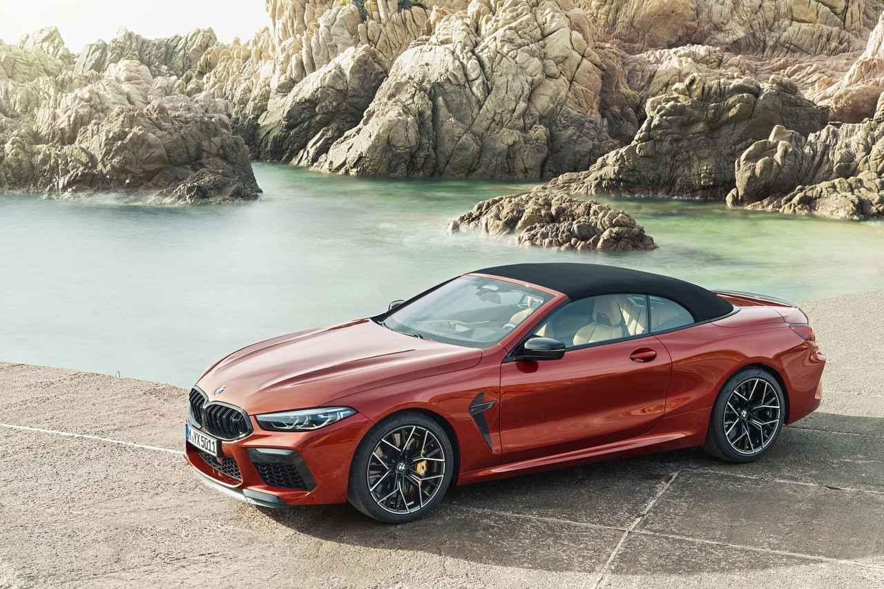 Images : 15番目の画像 - BMW M8 カブリオレ コンペティション - Webモーターマガジン