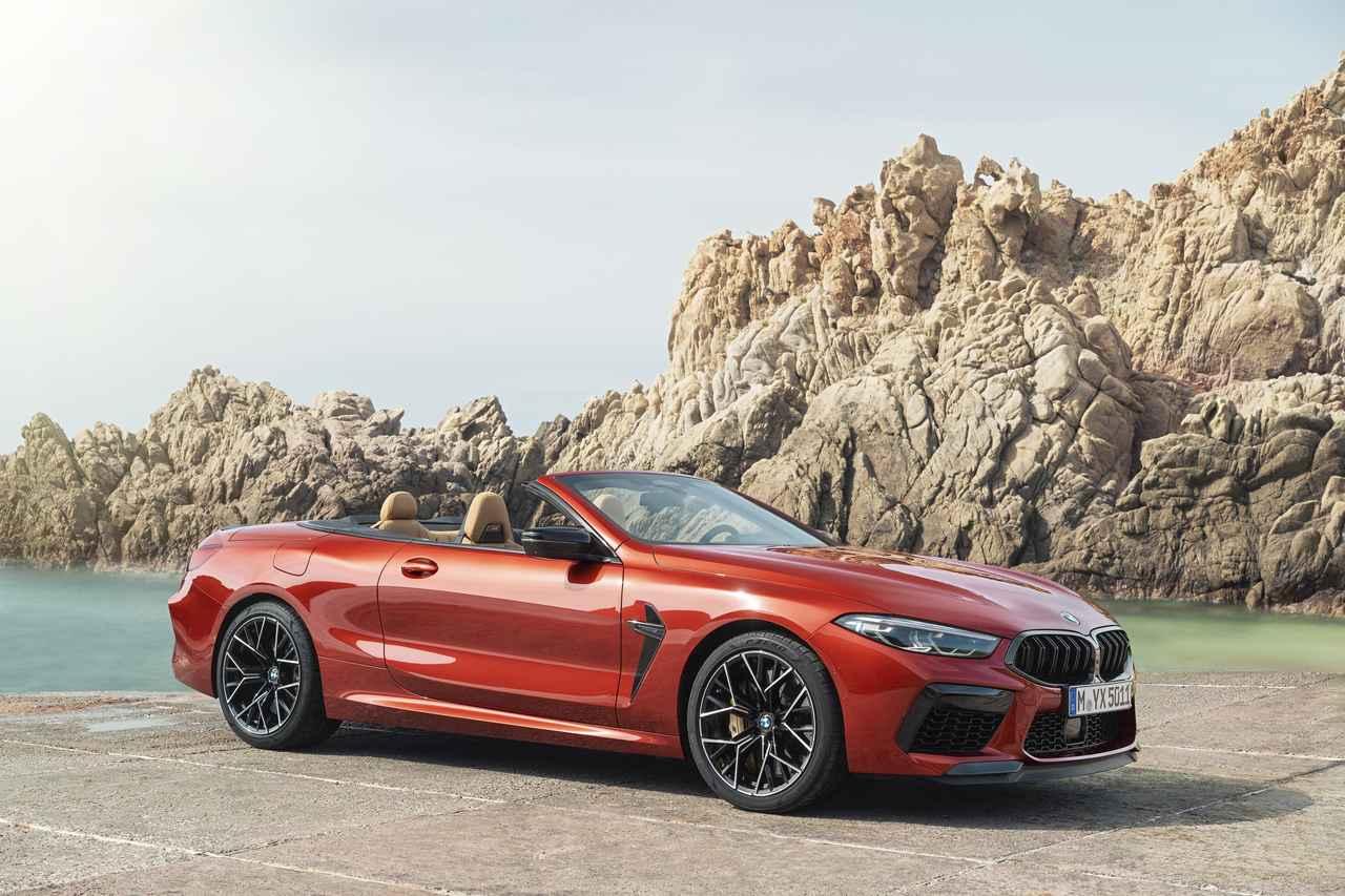 Images : 11番目の画像 - BMW M8 カブリオレ コンペティション - Webモーターマガジン