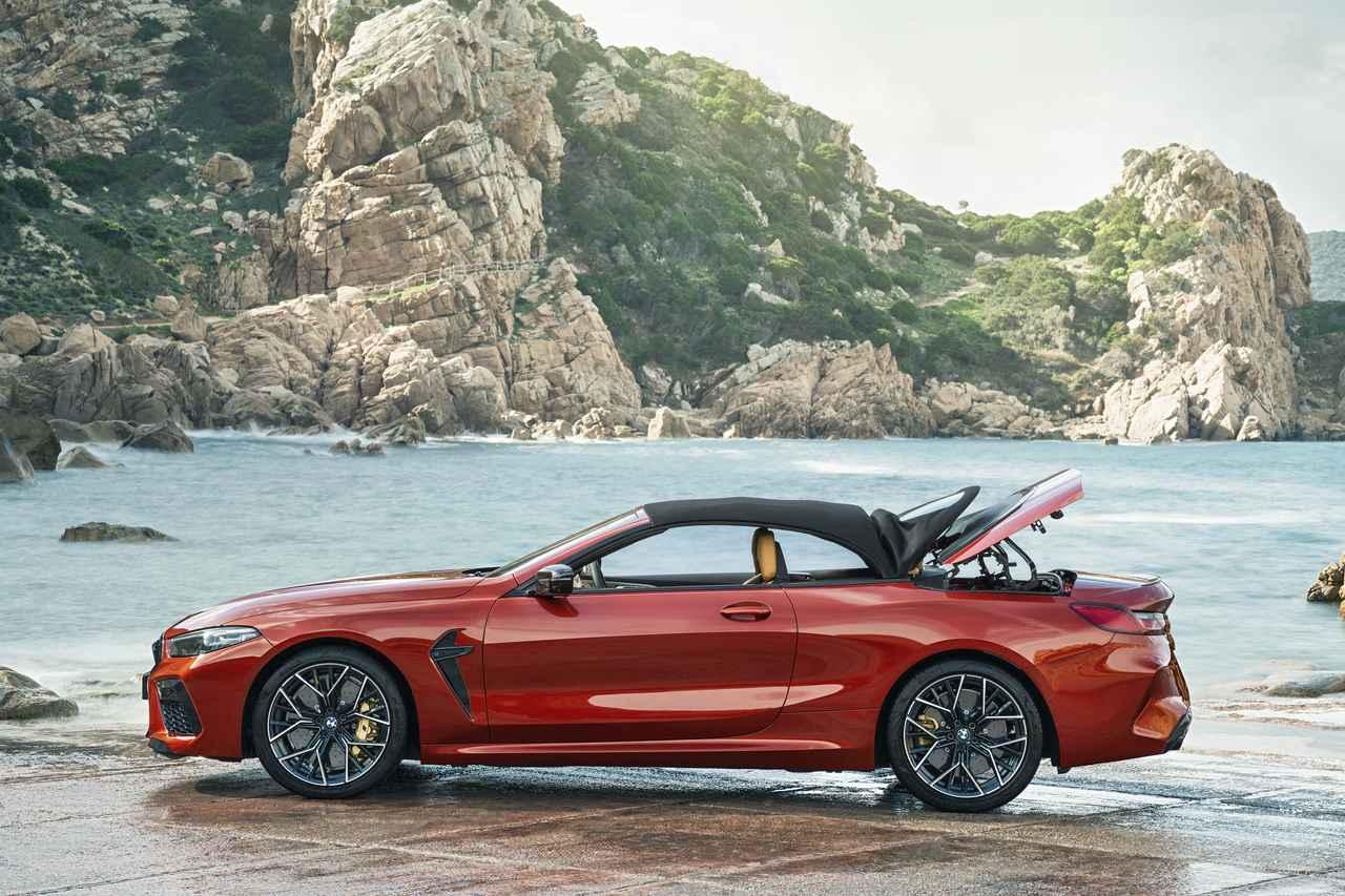 Images : 9番目の画像 - BMW M8 カブリオレ コンペティション - Webモーターマガジン