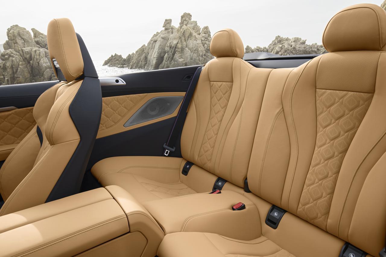 Images : 18番目の画像 - BMW M8 カブリオレ コンペティション - Webモーターマガジン