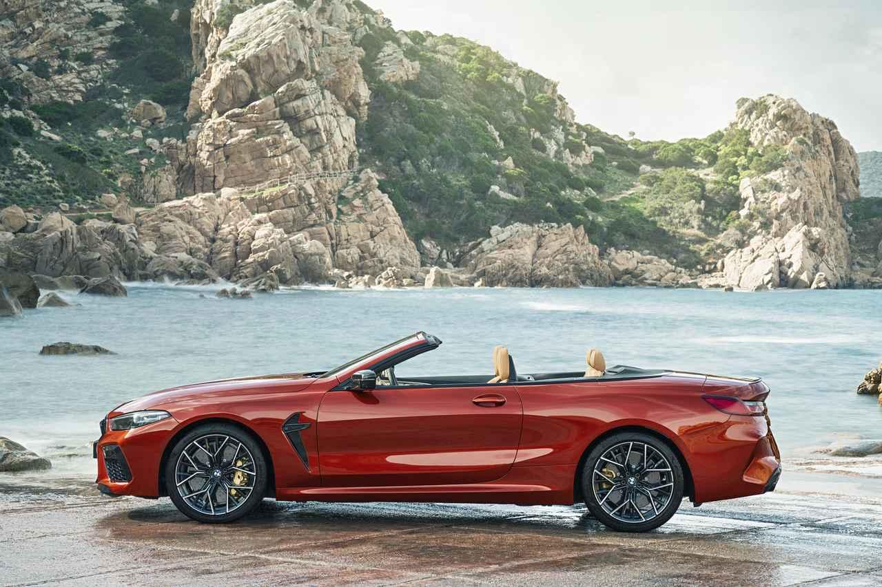 Images : 6番目の画像 - BMW M8 カブリオレ コンペティション - Webモーターマガジン