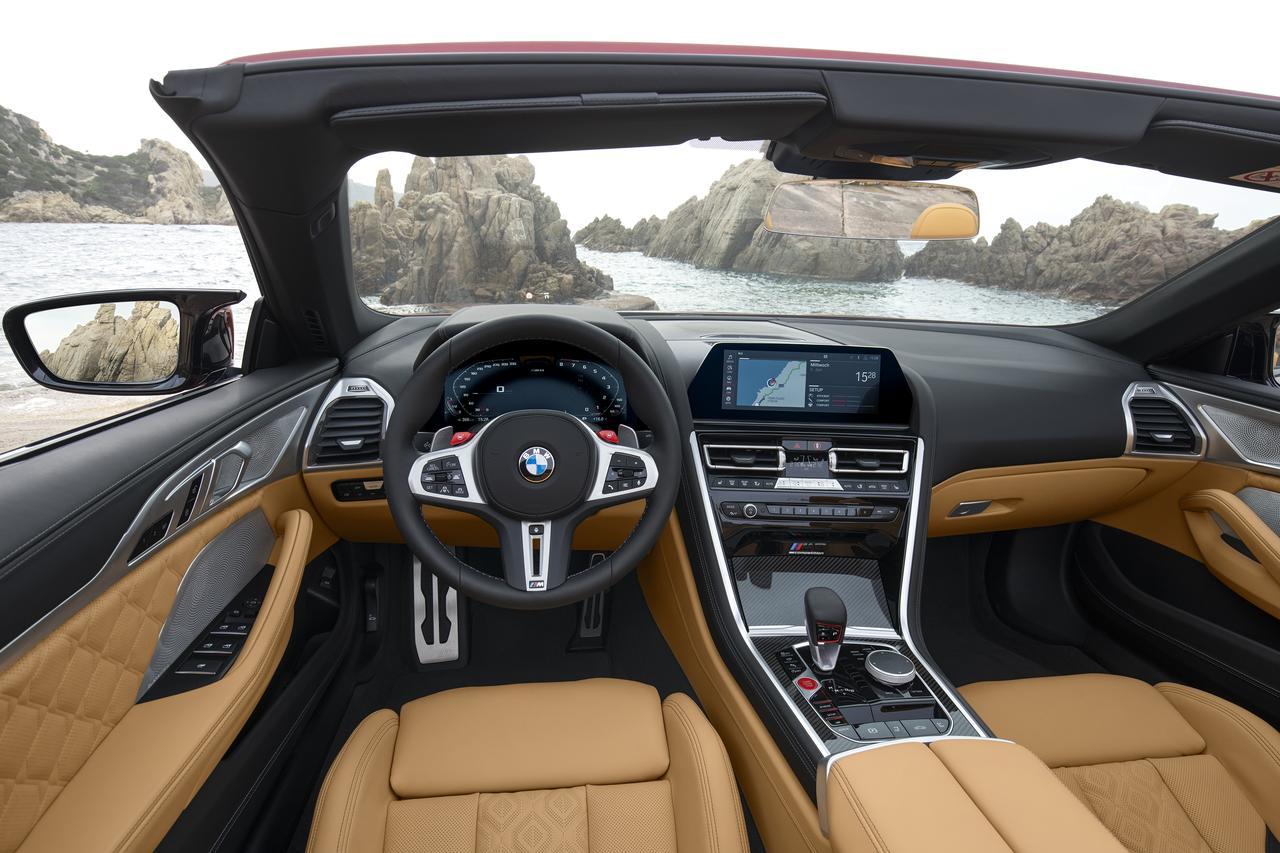 Images : 16番目の画像 - BMW M8 カブリオレ コンペティション - Webモーターマガジン