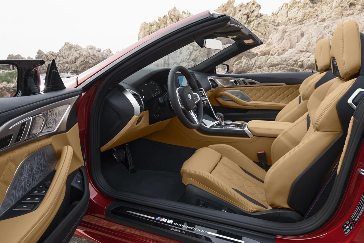 Images : 17番目の画像 - BMW M8 カブリオレ コンペティション - Webモーターマガジン