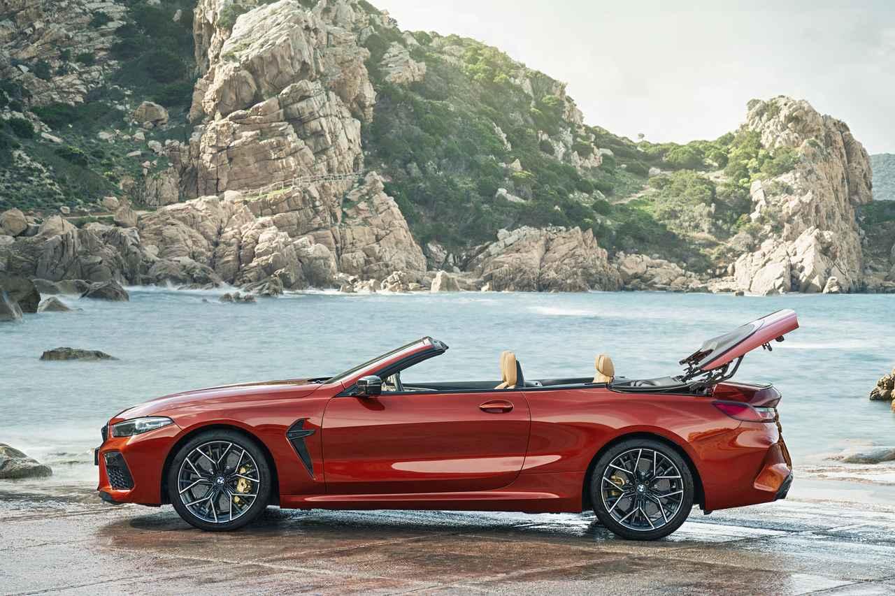 Images : 7番目の画像 - BMW M8 カブリオレ コンペティション - Webモーターマガジン