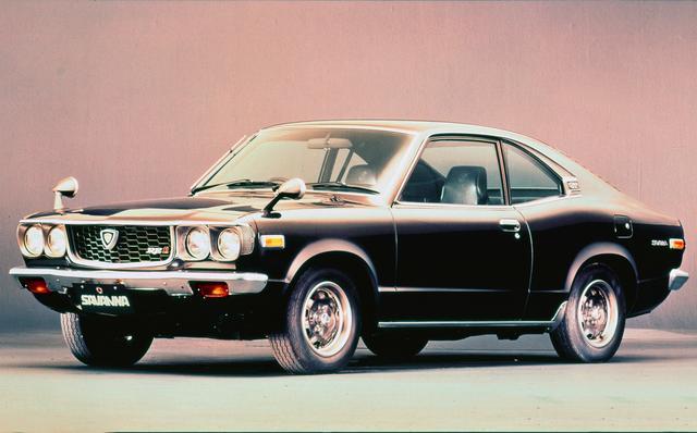画像: 写真のモデルは1973年6月のビッグマイナーチェンジでリスタイルされたもの。