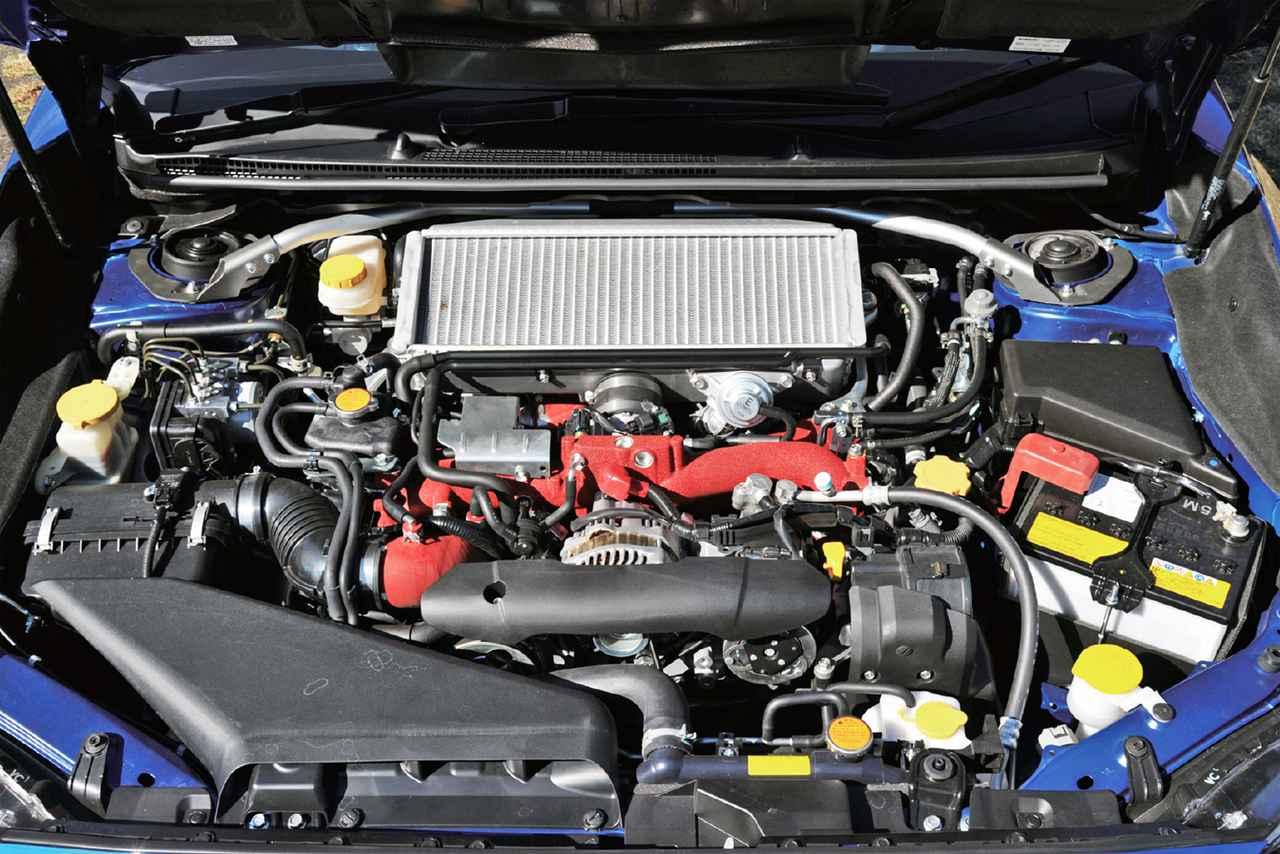 画像: 今回はエンジンも専用チューンした。高出力バランスドエンジン、専用ECUで武装して最高出力は328psまで達する。