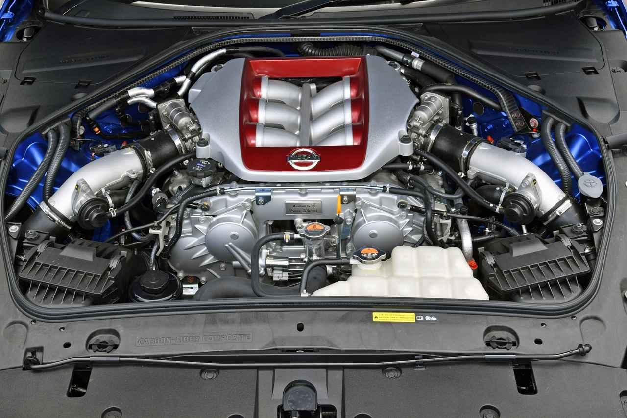 Images : 3番目の画像 - GT-R 2020年モデル - Webモーターマガジン