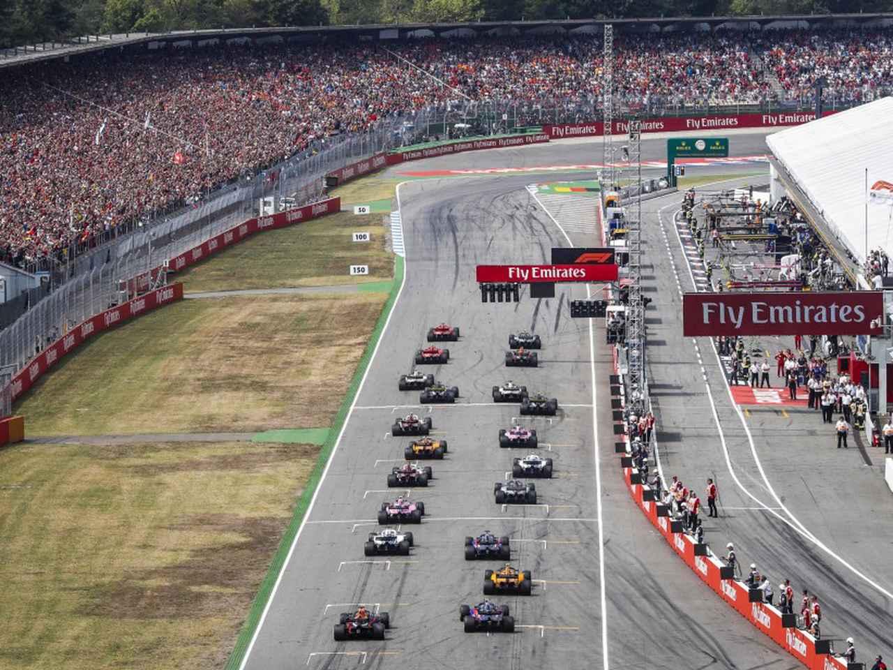 Images : 6番目の画像 - F1第11戦ドイツGPプレビュー - Webモーターマガジン