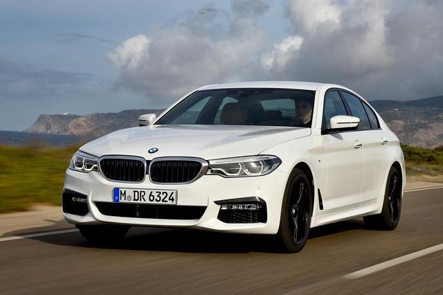画像: BMW 523d xDrive M Spiritは、2L直4ディーゼルエンジンと8速AT、4WDを組み合わせたモデル。画像のセダンの他にもツーリング(ワゴン)もラインアップする。