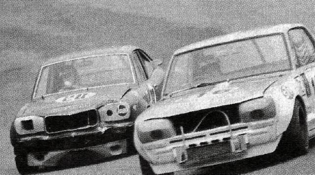 画像: サバンナGTは「サバンナRX-3」の名で1971年12月の「富士ツーリスト・トロフィー」に参戦。50連勝目のかかったGT-R勢が相次いでリタイアし、加茂進/増田建基組のRX-3がデビューウインを飾った。