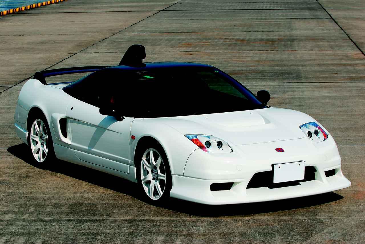 Images : 1番目の画像 - ホンダ NSX-R GT - Webモーターマガジン