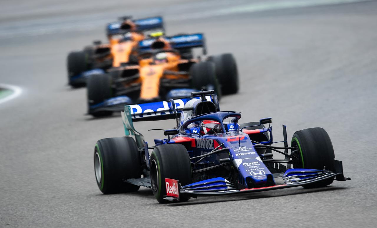 Images : 4番目の画像 - F1第11戦ドイツGP決勝 - Webモーターマガジン